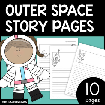 Space Writing Pages