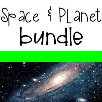 Space and Planet bundle