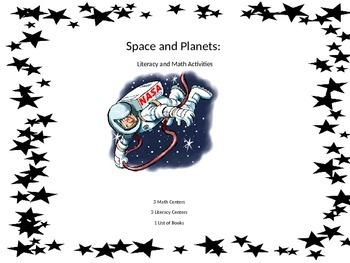 Kindergarten Unit: Space