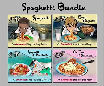 Spaghetti Bundle - Animated Step-by-Steps