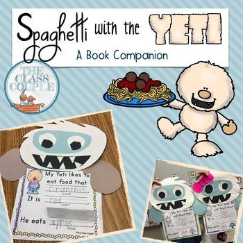 Spaghetti With The Yeti Book Companion
