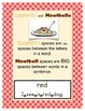 Spaghetti and Meatball Spaces
