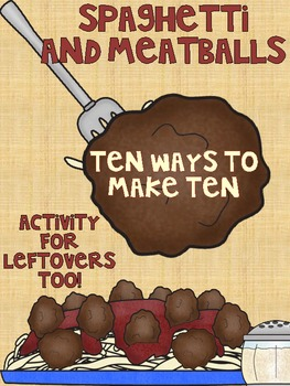 Spaghetti and Meatballs Making 10
