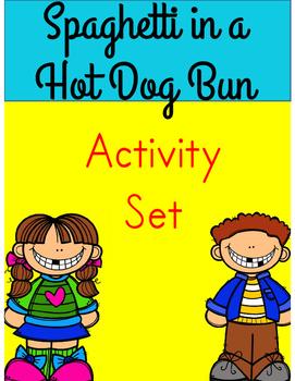 Spaghetti in a Hot Dog Bun Activity Set