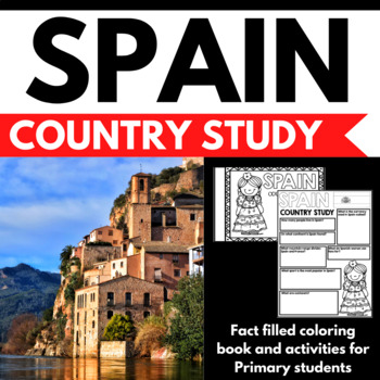 Spain Booklet Country Study