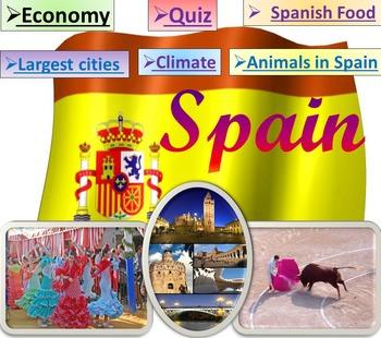 Spain PowerPoint - Quiz