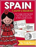Spain Booklet (A Country Study!)