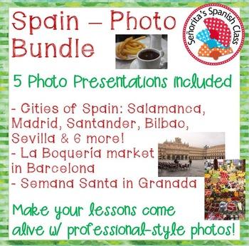 Spain - Photo Bundle
