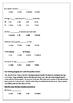 Spanish 1 Exit Exam / Spanish 2 Entrance Exam (Placement Test)
