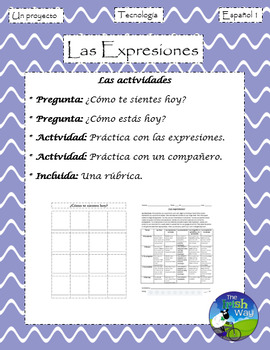 Las Expresiones - Proyecto - Creating a Poster of Expressi