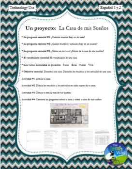 La Casa de Mis Sueños - Proyecto - Designing your Dream Ho
