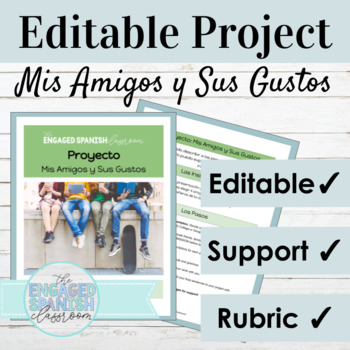 Spanish 1 Empecemos Mini-Project: Introductions and Descri