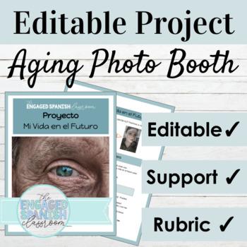 Future Tense Mini Writing Project: Aging Photo Booth!