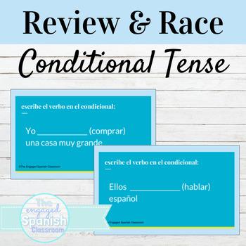 Spanish Conditional Tense (el condicional) Guided Notes +