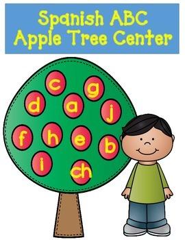 Spanish ABC Apple Tree Center