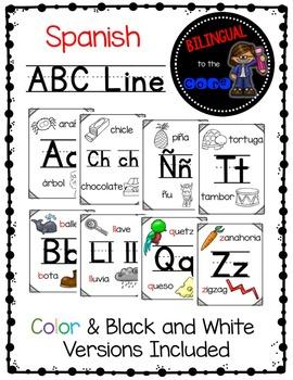 Spanish ABC Line
