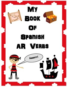 Spanish AR Verb Book