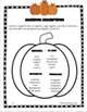 Día de Acción de Gracias. Actividades de escritura en Español