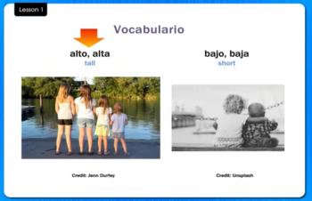 Spanish Adjectives of Appearance - Video Tutorial