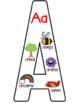 Spanish Alphabet Anchor Charts