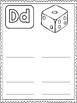 Spanish Alphabet Booklet