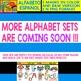 Spanish Alphabet Clipart Set - Letter J