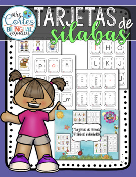 Spanish Alphabet Mini-Cards Set