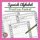 Spanish Alphabet PACKET