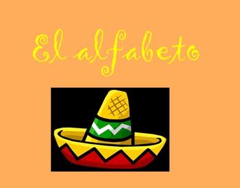 Spanish Alphabet SmartBoard File