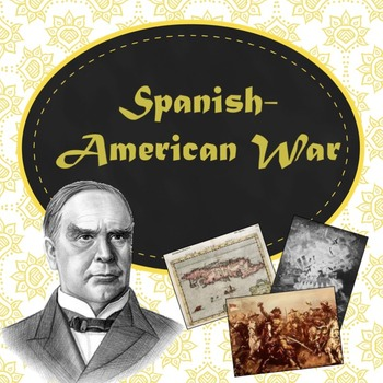 Spanish-American War PowerPoint Lesson