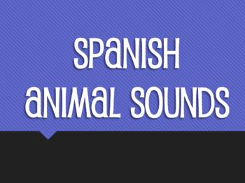 Spanish Animal Sounds