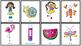 Spanish Articulation Flash Cards: s, r, l