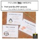 Spanish End of Year Award Certificates - Fun Theme Set #2