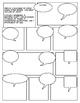 Spanish Basic Family Comic Strip