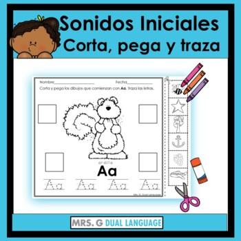 Spanish Beginning Sounds