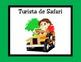 Spanish Behavior clip chart-safari