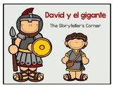 Spanish Bible Story - David y el gigante