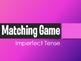 Spanish Bundle:  Matching Games