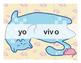 Spanish Catjugation: Single Verb VIVIR Conjugation