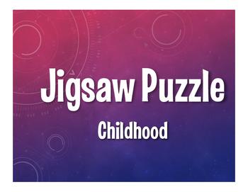 Spanish Childhood Jigsaw Puzzle