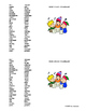 Spanish Christmas Word Search Worksheet and Vocabulary