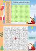Spanish Christmas for beginners/pre intermediate booklet NO PREP
