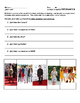 Spanish Clothing Partner Activity w/ Celebrities