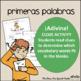 Spanish Cloze Printable, Differentiated, Vocabulary: La Sa