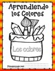 In Spanish | Colors BUNDLE {Los colores}