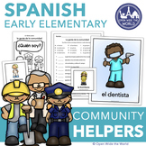 Spanish Community Helpers Pack