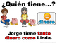 Spanish Comparisons with Nouns Powerpoint