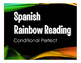 Spanish Conditional Perfect Stations
