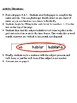 Spanish Conditional Writing Activity (Regular Verbs)