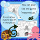 Spanish Conjugation Game Boards: Octopus on Guard! BUNDLE